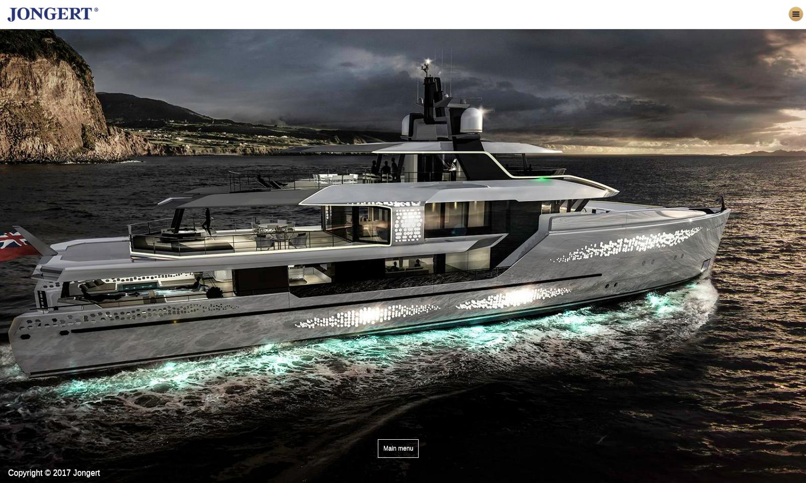 jongert yachts Лаборатория IOS