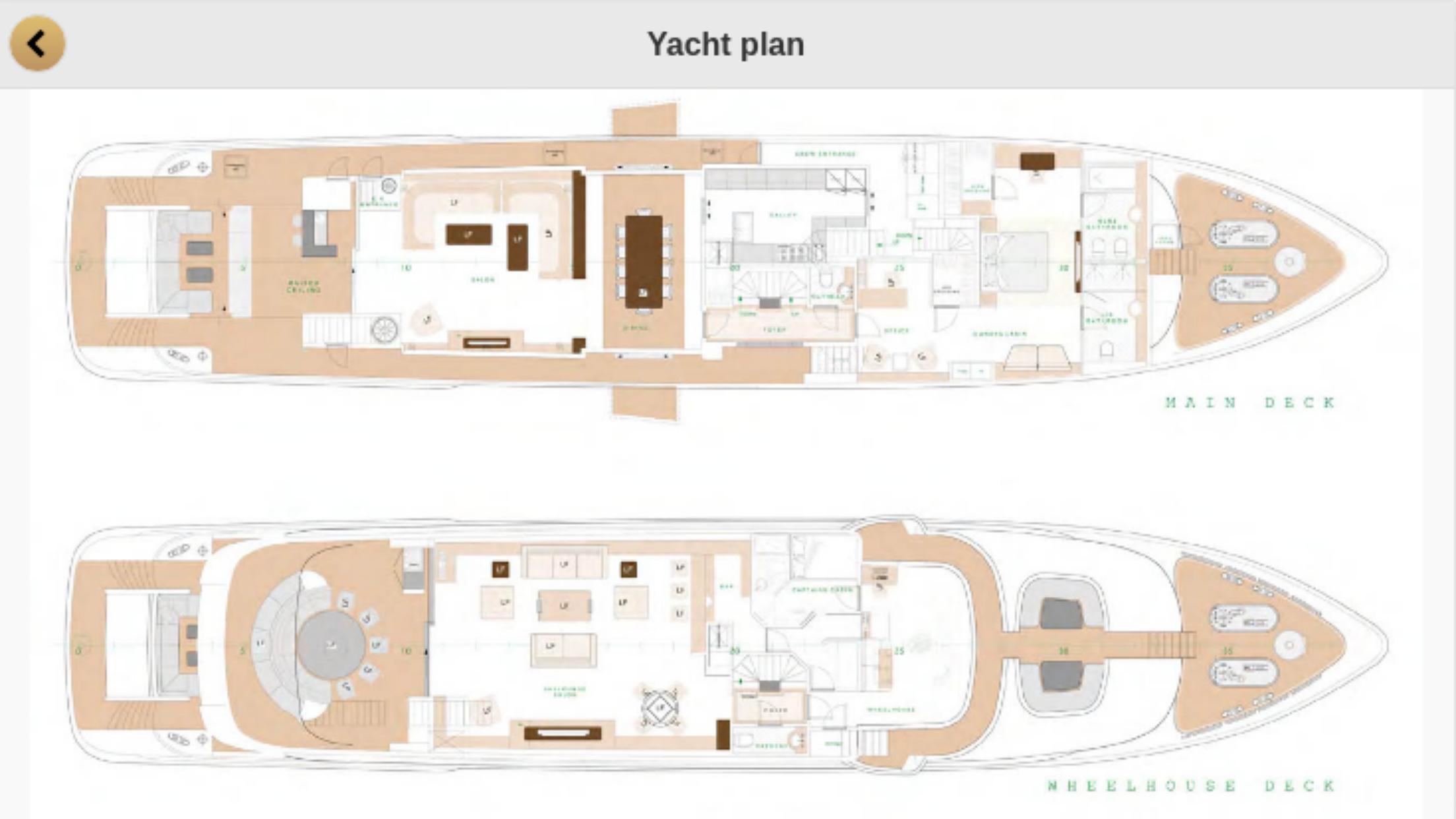 jongert план яхты Лаборатория IOS