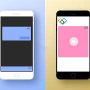 реклама мобильного приложения